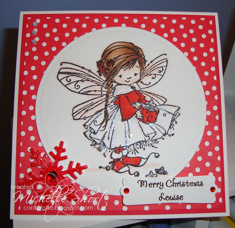 The Card Grotto: Merry Christmas Niece & Nephew