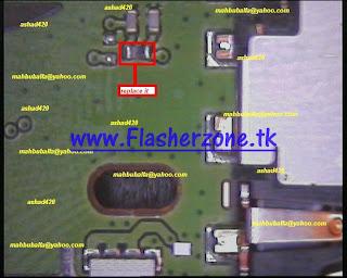 nokia 1616 torch light on hardware solution diagram
