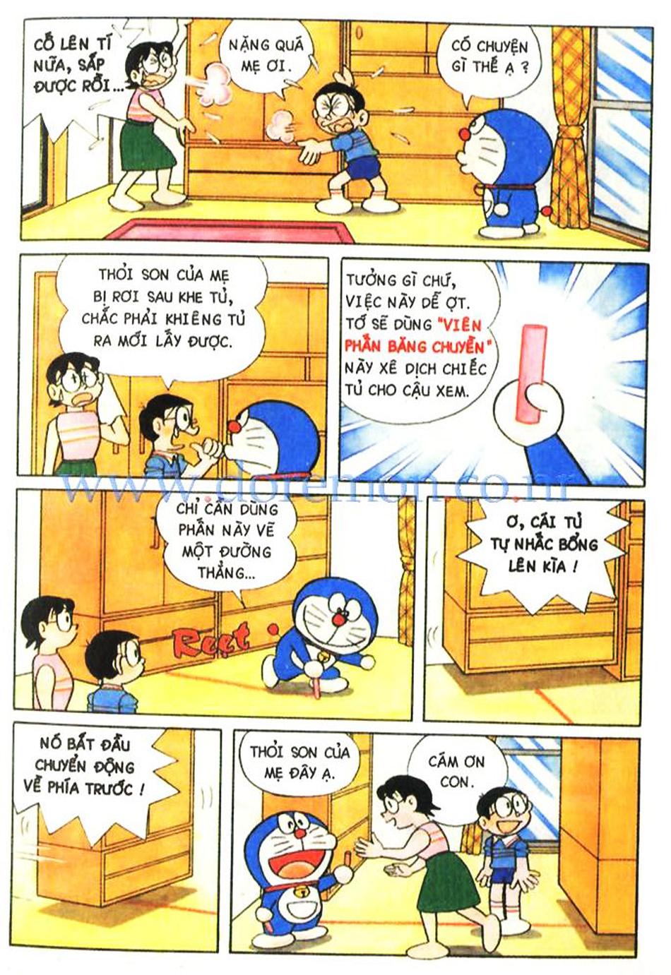 TruyenHay.Com - Ảnh 2 - Doraemon Color Doraemon 029 -END-