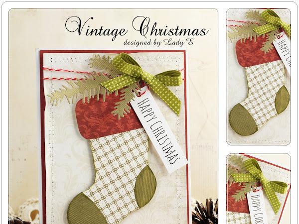 Vintage Christmas / Świeta w stylu vintage