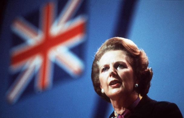 In 2013 on this day former Leader of the Conservative Party Margaret Thatcher died. She was eighty-seven years old.