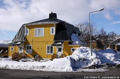 Bläckhorn, Kiruna
