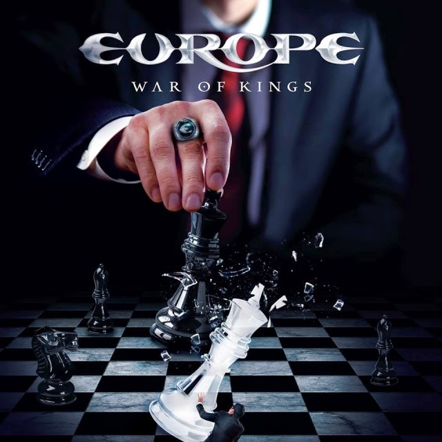 Europe - War of Kings - cover