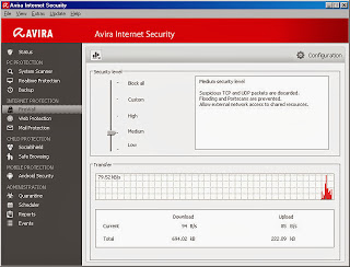 Download Avira Antivirus Premium  + Activation key