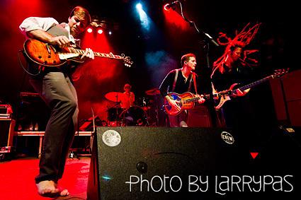 Delta Saints live Bilbao concert