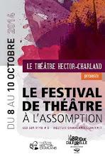 14e Festival de théâtre à L'Assomption