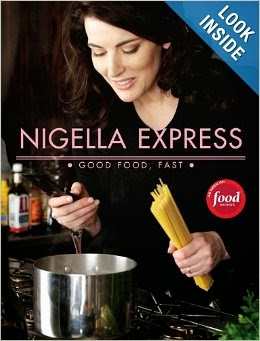 http://www.amazon.com/Nigella-Express-Recipes-Good-Food/dp/1401322433/ref=sr_1_1?ie=UTF8&qid=1393033795&sr=8-1&keywords=nigella