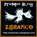 Este blog otorga el Premio Blog Z@rapico