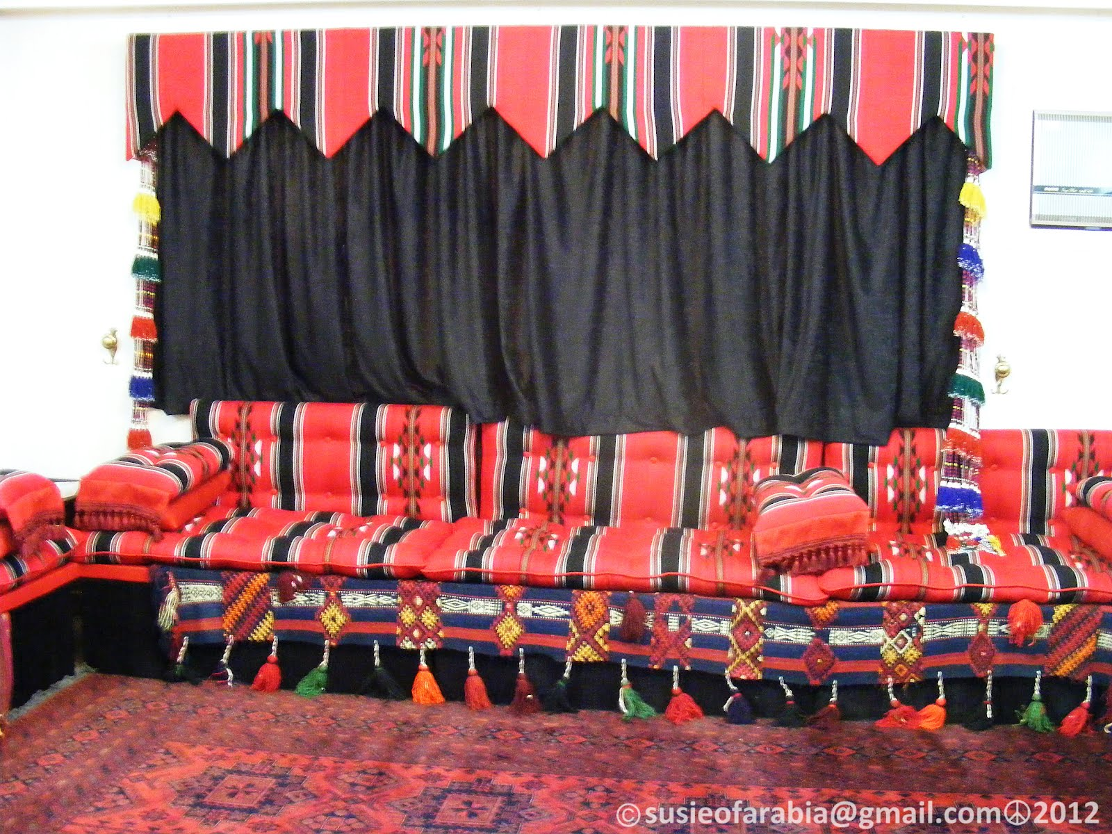 Jeddah Daily Photo Bedouin Decor