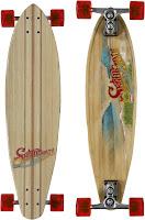 Bamboo Longboard1