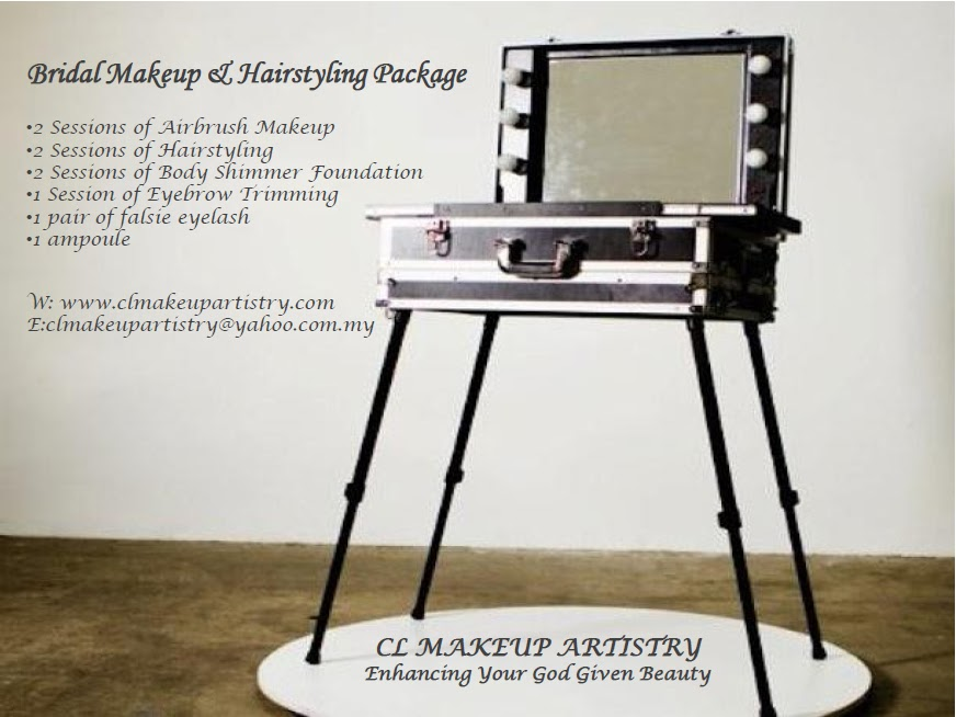 Airbrush Makeup Package