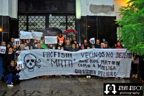 Piden explicaciones al OPDS por derrame tóxico en Quequén