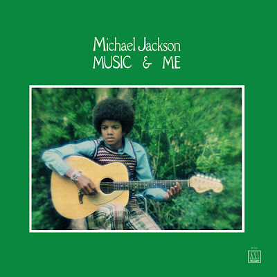 Michael Jackson - Music & Me Cover
