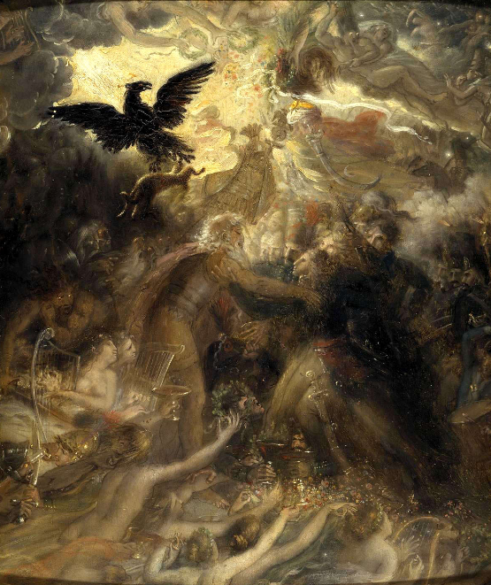 Le mythe d'Ossian girodet