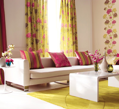how to choose curtains for living room
