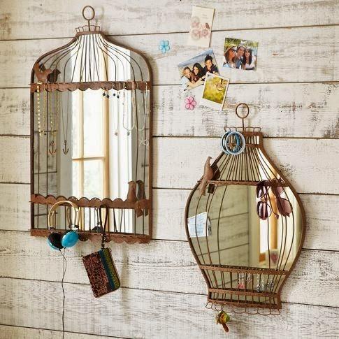 Podemos charlar juntas 11 formas diferentes de decorar - Jaulas decorativas ikea ...