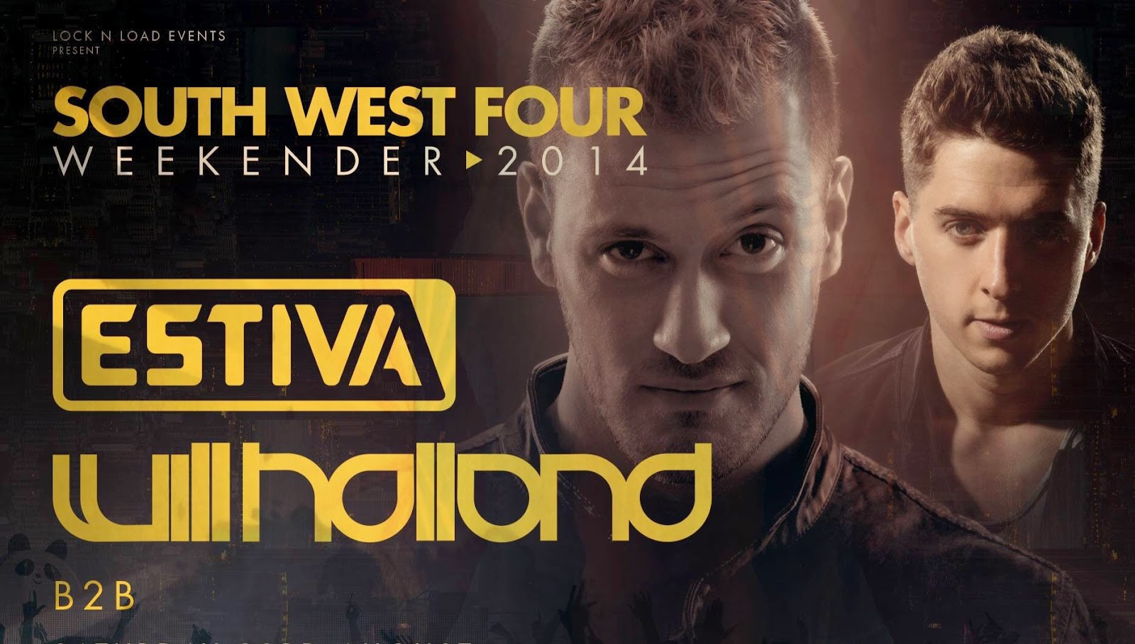 estiva b2b will holland at south west four