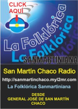 La Folklórica Sanmartiniana