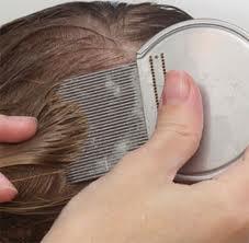 Les cheveux en atteignant défini la longueur commencent à tomber