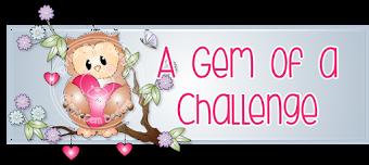 Pink Gem Challenge Blogspot
