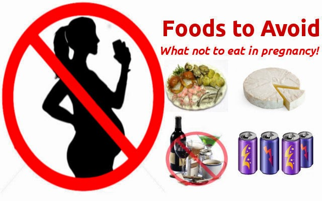 foods to avoid during pregnancy pdf