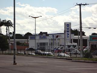 Concessionária Iveco em Juazeiro do Norte.