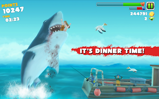 Hungry Shark Evolution v2.0.1 Unlimited Money for Android