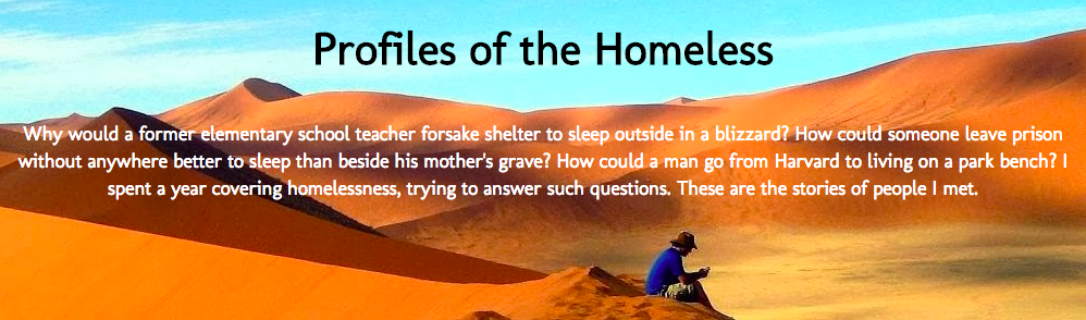 Profiles of the Homeless