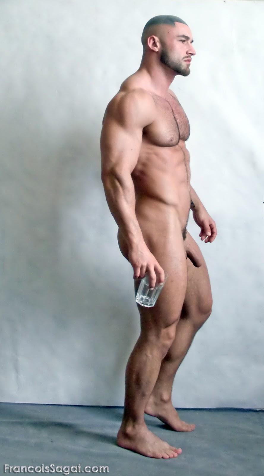francois sagat naked