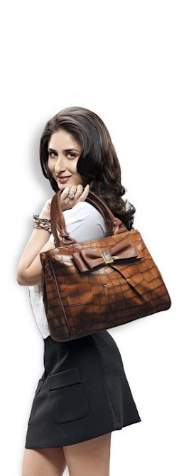 Kareena Kapoor For Lavie Handbags -photshoot In Black - SEXYY KAREEENA PICTURES - Famous Celebrity Picture