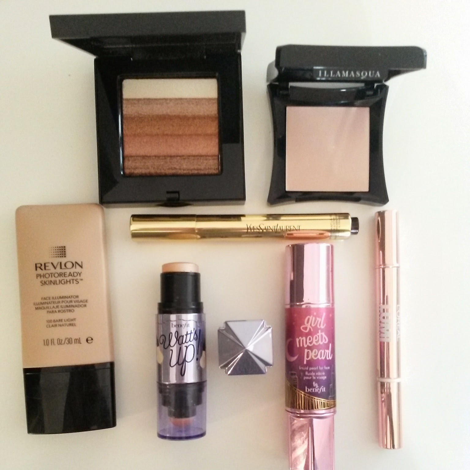 Best highlighters and illuminating makeup