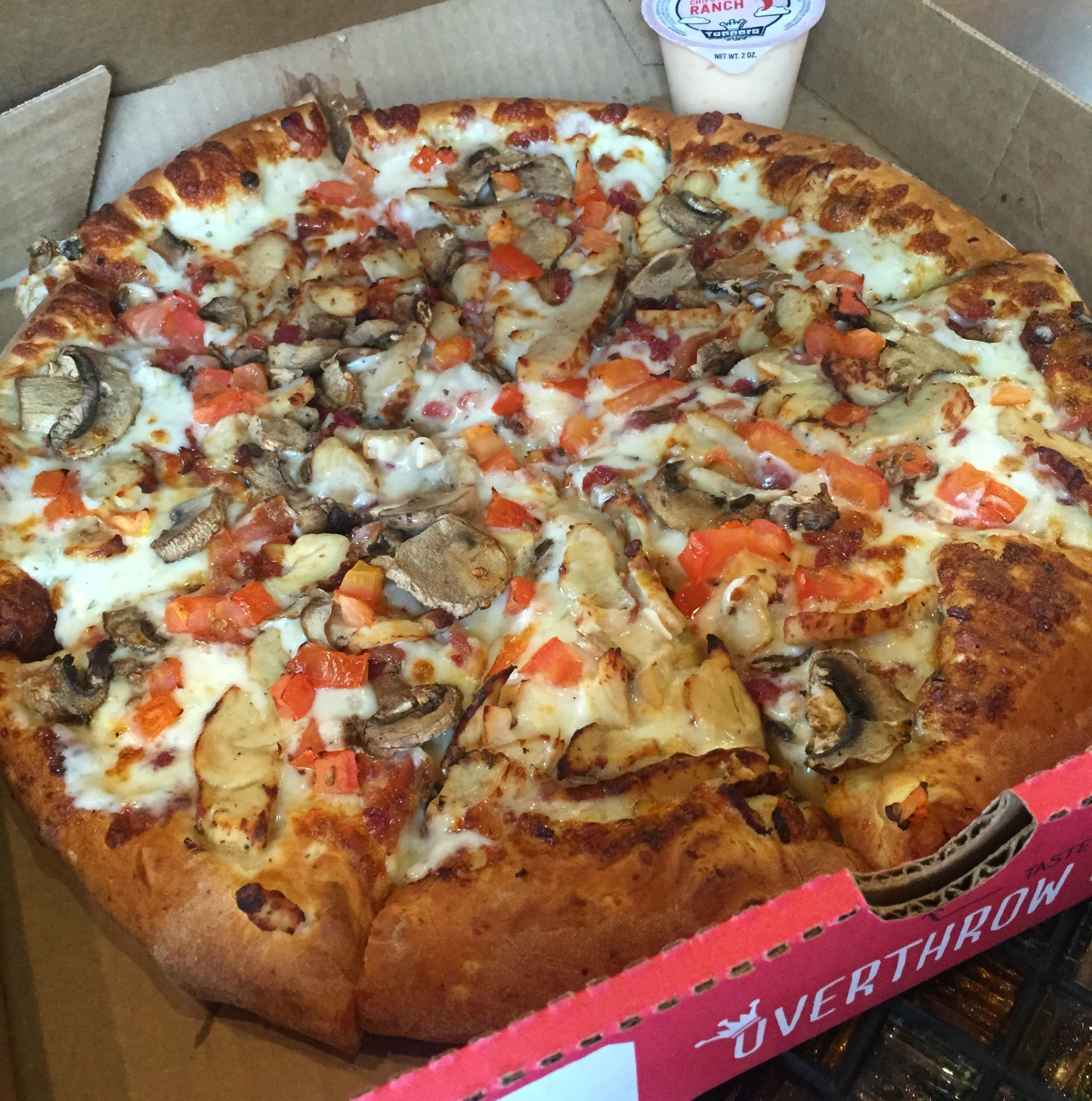 photo about Toppers Pizza Place Printable Coupons identified as Toppers pizza coupon codes thousand oaks ca - Price range going truck