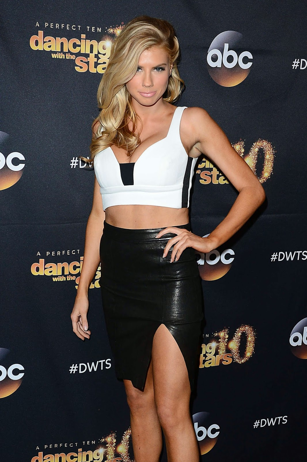 Fashion Model @ Charlotte McKinney - Dancing With The Stars Cast Party at Hyde Lounge