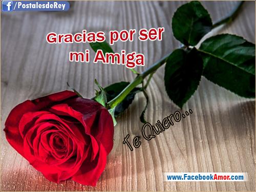 Tarjetas bonitas para amigas Imagenes Bonitas para Facebook Amor y