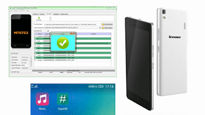 Cara Termudah Root dan install CWM Lenovo A7000