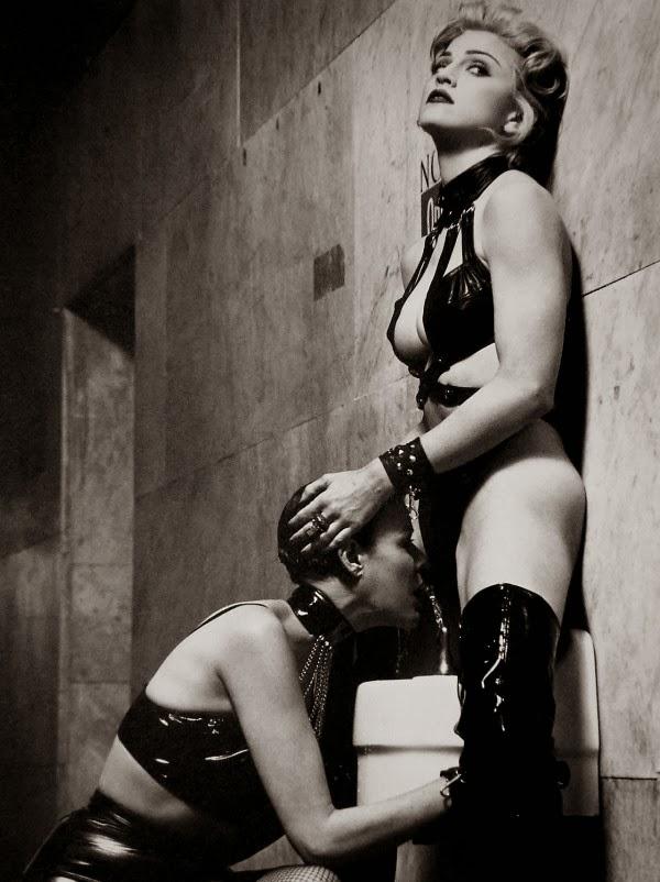 Madonna Sex by Steven Meisel photos