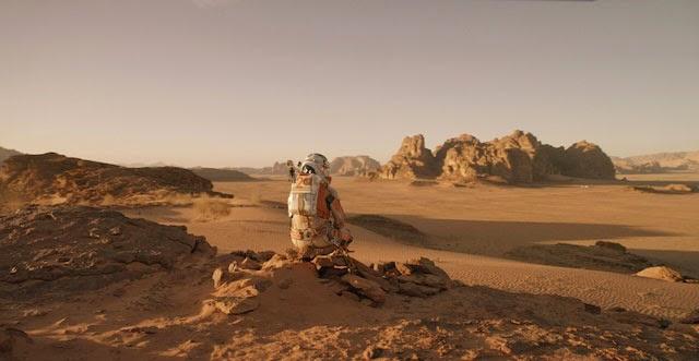 映画 火星の人