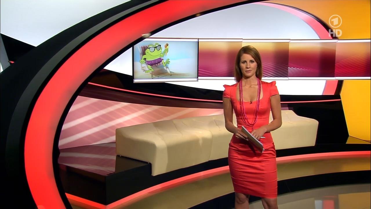 TVDeSab: Mareile Höppner - Brisant 23.07.2012 Abbie Cornish Facebook
