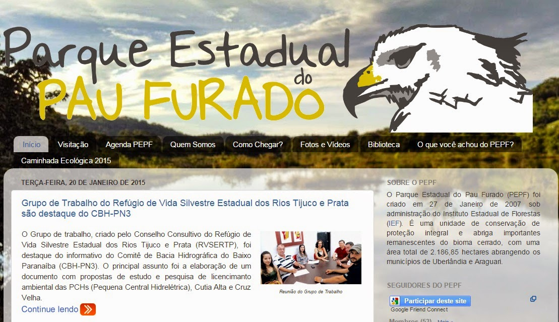Parque Estadual do Pau Furado