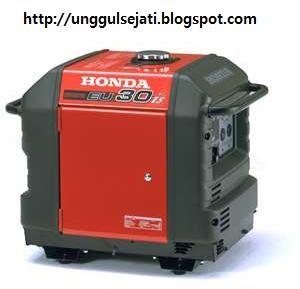 Daftar Harga Genset Honda Terbaru 2013 - Pasar Harga