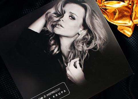 Inspired By Joanna Krupa - pudełko skarbów od Top modelki