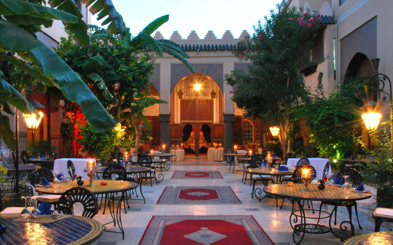 Best Hotels In Marrakech