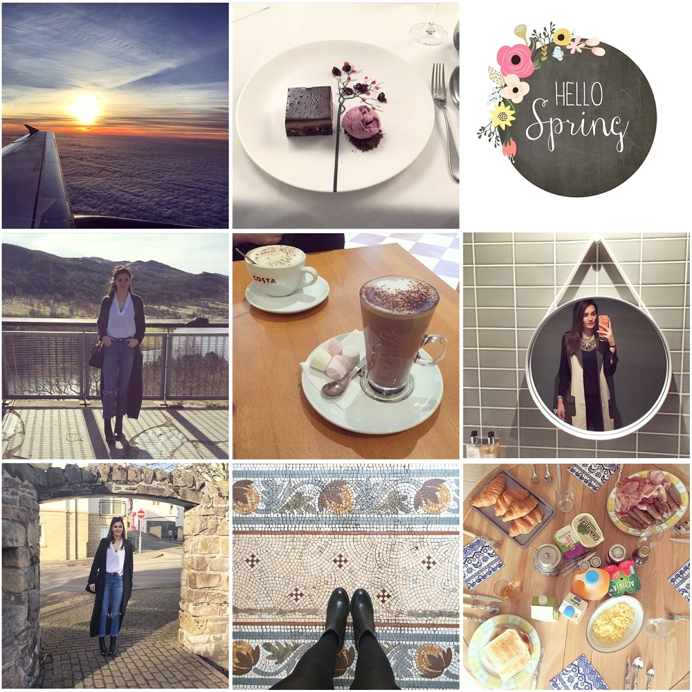 peexo fashion blog instagram recap photos pictures collage