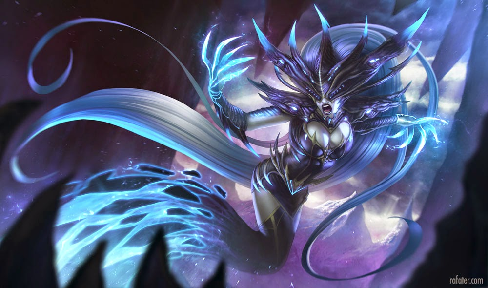 Lissandra league of legends by rafater