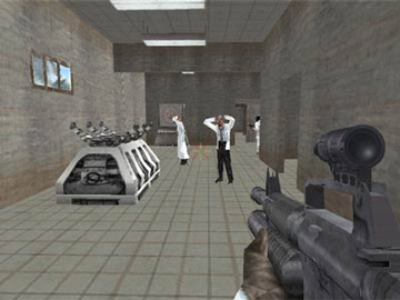 DELTA FORCE 2 Pc