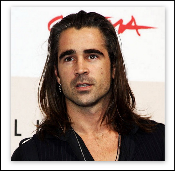 Mens Long Hairstyles 2012