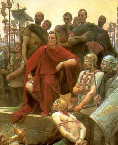 an introduction to the history of the caesar in rome