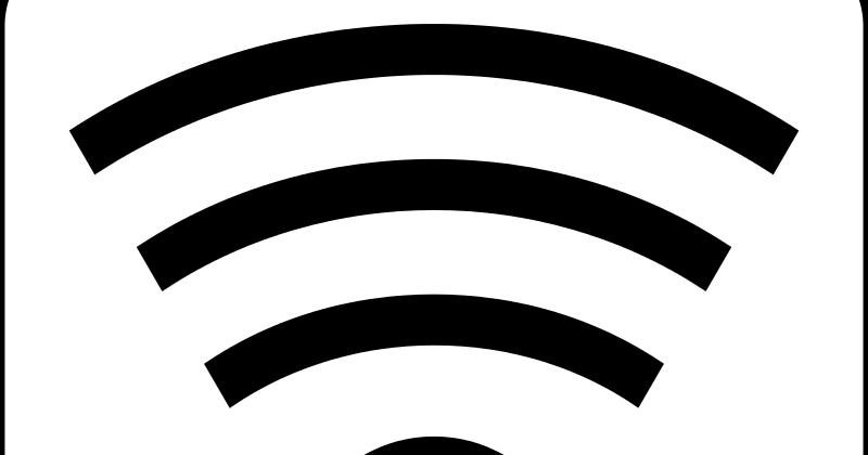 Imagenes Sin Copyright: Icono de conexión Wi-Fi