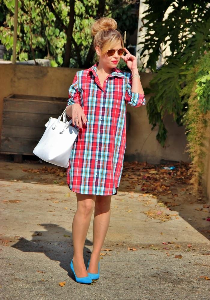 בלוג אופנה Vered'Style הטרנד התורן לחורף 2013/14 - משבצות