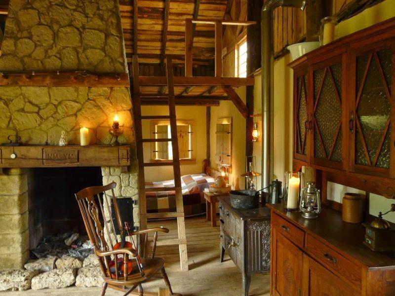Home garden la petite maison dans la prairie made en for Le decor des maisons